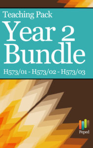 H573/01/02/03 Teaching Pack Bundle New Spec Year 2