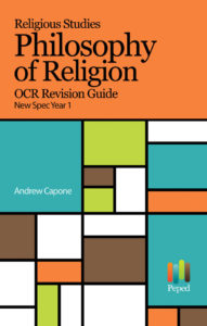 Religious Studies: Philosophy of Religion OCR Revision Guide New Spec Year 1