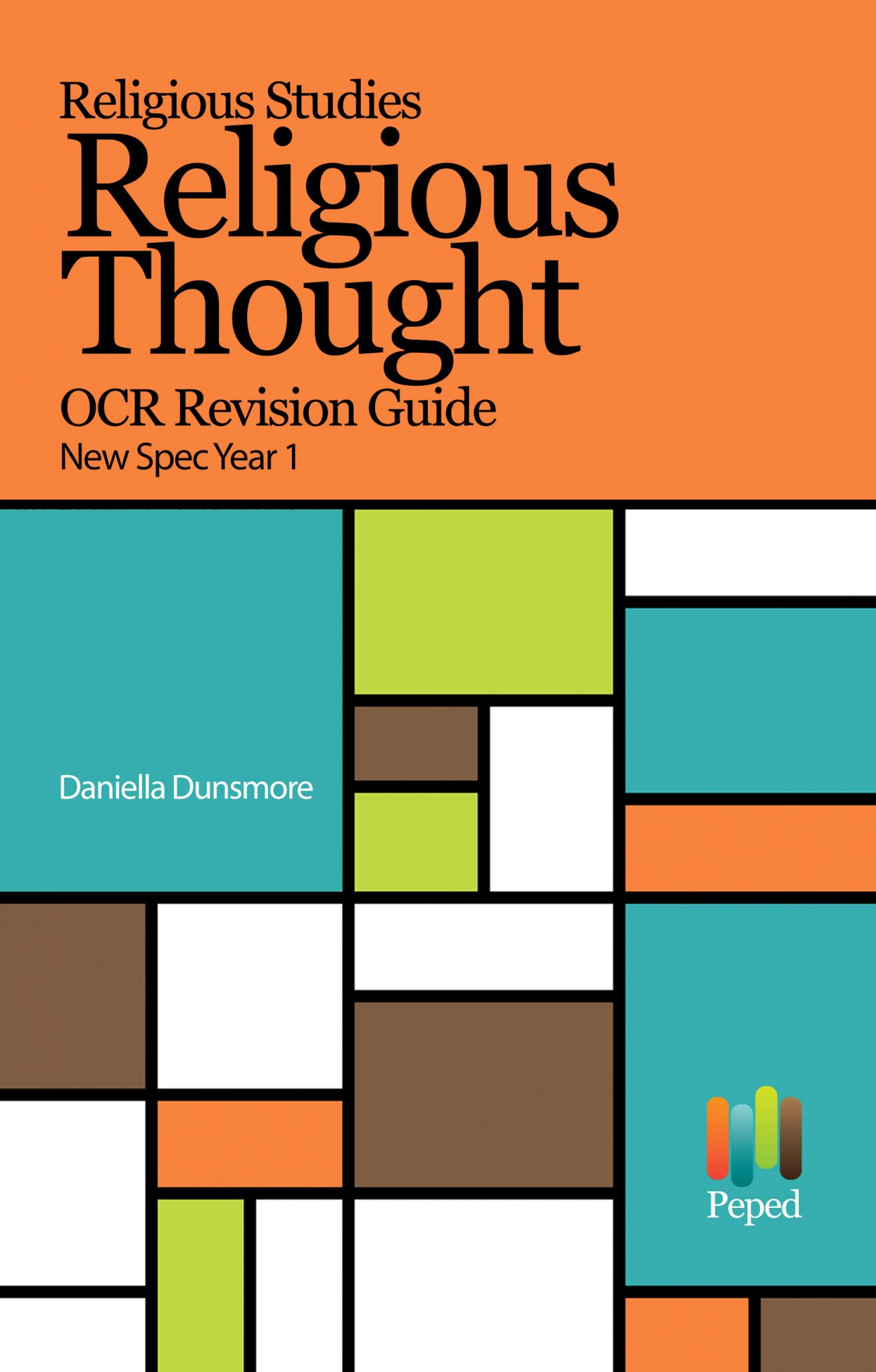 Religious Studies: Religious Thought OCR Revision Guide New Spec Year 1