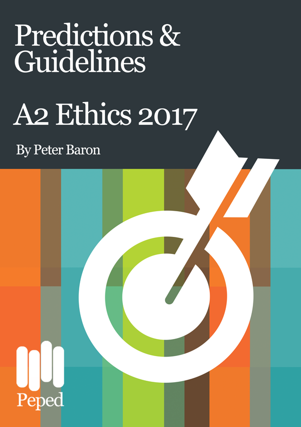 Predictions: A2 Ethics 2017