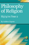 H573 01 Philosophy of Religion New Spec Year 2