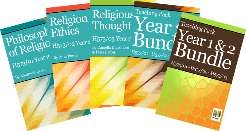 Teaching Packs New Spec Year 2