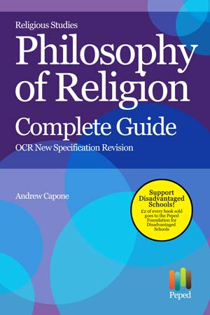 Religious Studies Philosophy of Religion OCR Revision Complete Guide